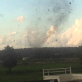 VIDEO: Kako se začne tornado