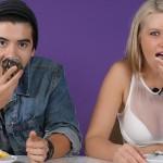 Porno igralke so običajnim moškim pokazale, kako zadovoljiti žensko (video)