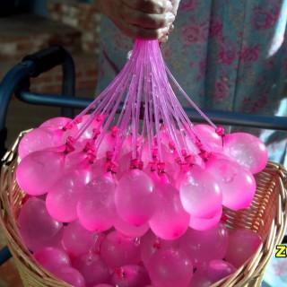 Vodni baloni za brzinsko polnjenje so naj izum za poletje 2016!