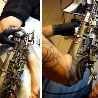 stroj za tetoviranje