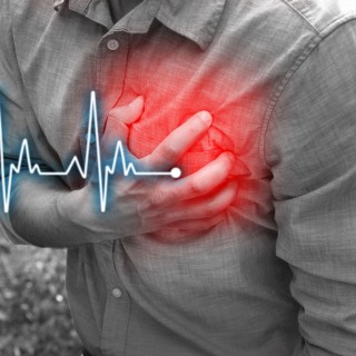Man having chest pain - heart attack, outdoors, Image: 274992452, License: Royalty-free, Restrictions: , Model Release: no, Credit line: Profimedia, Stock Budget