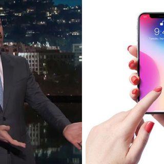 novi iphone x